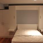 Murphy Bed - open