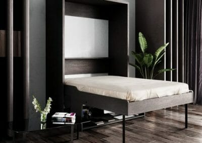 Vertical Hiddenbed